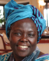UN Messenger of Peace Wangari Maathai