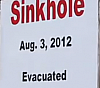 The Sinkhole That's Swallowing Louisiana by Ben Depp