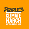A People's Climate Movement Historic March