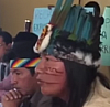 Ecuadorian Indigenous Peoples opposed to oil development